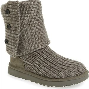 Classic UGG Cardy Knit II Boot